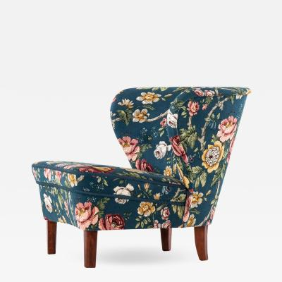 G sta Jonsson Easy Chair Produced in J nk ping Sweden