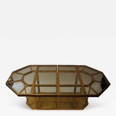 Gabriella Crespi Gabriella Crespi Puzzle Table Impressed with Signature Circa 1973