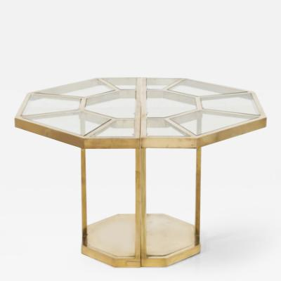 Gabriella Crespi Transformable Center Table by Gabriella Crespi b 1922 Italy ca 1973