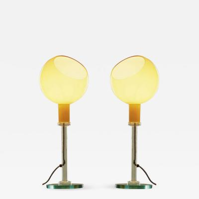 Gae Aulenti Gae Aulenti Piero Castiglioni Parola Table Lamp for Fontana Arte