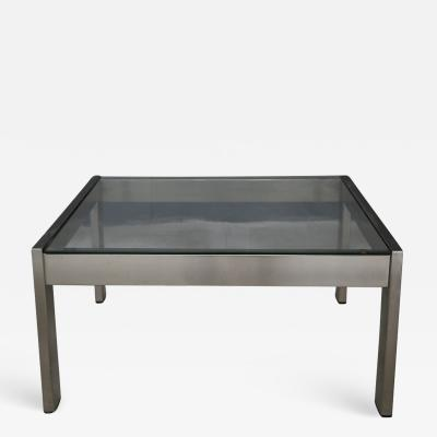 Gae Aulenti Gae Aulenti coffee table for the renaissance 1970