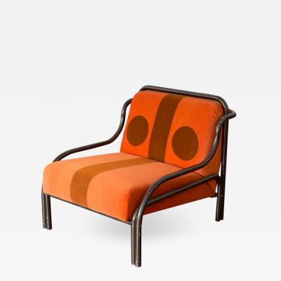 Gae Aulenti Means armchair by Gae Aulenti for Poltronova