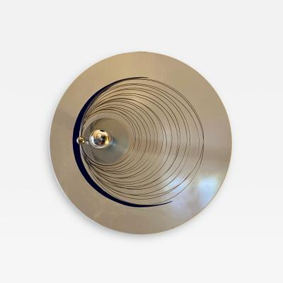 Gaetano Missaglia Wall light Sculpture Spazio