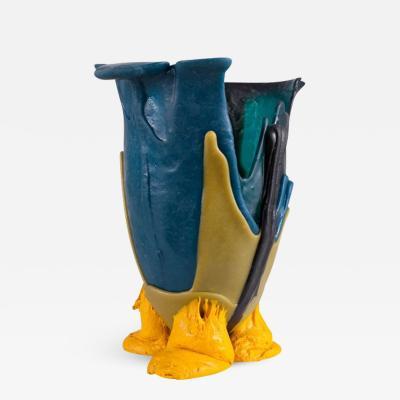 Gaetano Pesce Gaetano Pesce Mulitcolored Resin Vase 1996