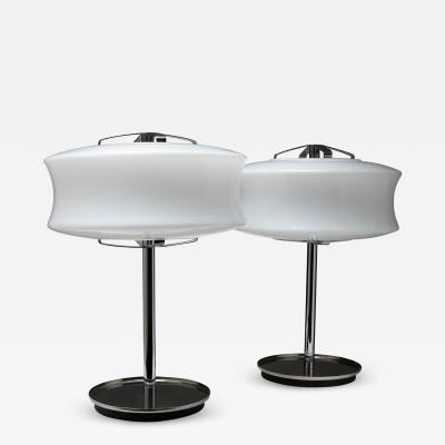 Gaetano Sciolari Pair of Directional Table Lamps by Gaetano Scolari for Ecolight