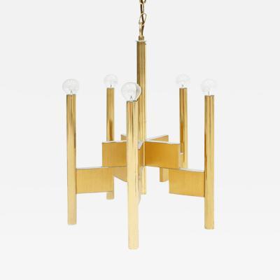 Gaetano Sciolari Suspension Lamp Designed by Gaetano Sciolari