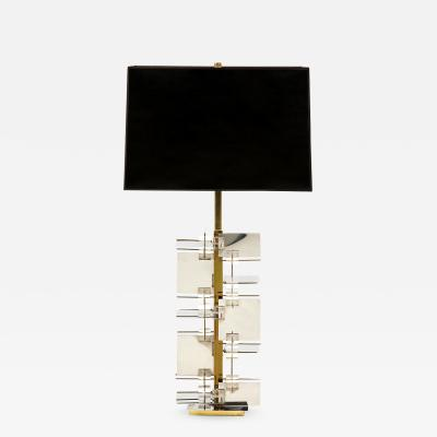 Gaetano Sciolari rare Table Lamp