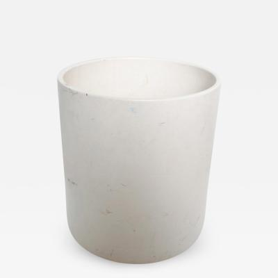 Gainey Ceramics Mid Century Modern Large Gainey Planter White