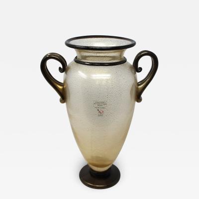 Gambaro Poggi Classic Venetian Vase