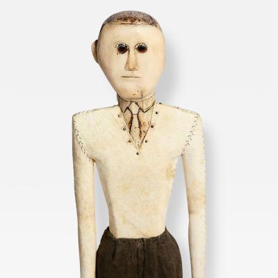Gary Birch Sculpture of a Man