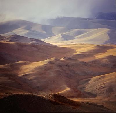 Gary Tepfer Grasslands below Talda Airy