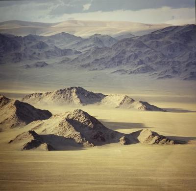 Gary Tepfer Hijama Plain Mongolia