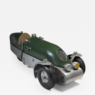 Gas Powered Tether Race Car One of a Kind England 1948