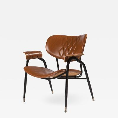 Gastone Rinaldi Lounge Chair by Gastone Rinaldi for RIMA