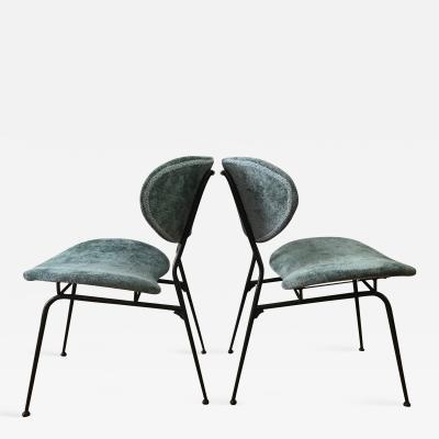 Gastone Rinaldi Pair of Lounge Chairs