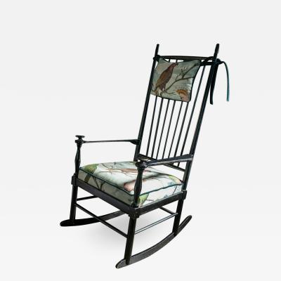 Gemla Isabella Rocking chair by Karl Axel Adolfsson