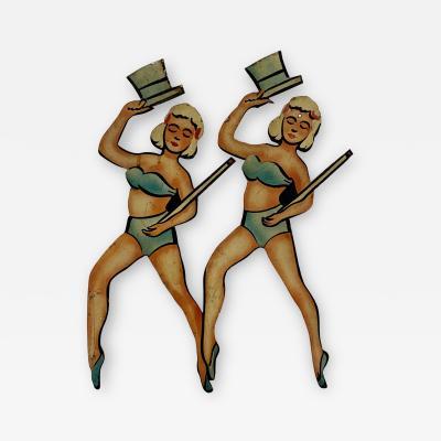 Gentlemens Club Bikini Dancers