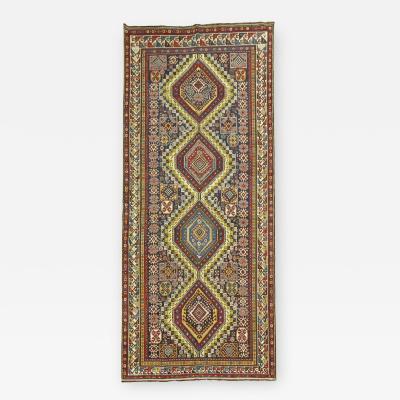 Geometric Caucasian Shirvan Gallery Size Rug rug no j1448