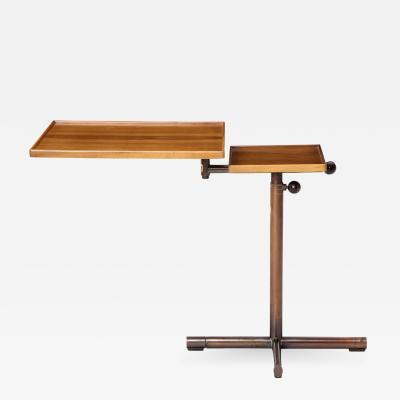 Georg Albert Ulysse Swiss Utility Tray Table
