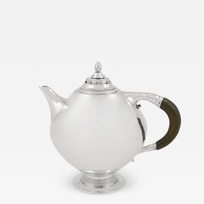 Georg Jensen Early Vintage Georg Jensen Silver Teapot 279
