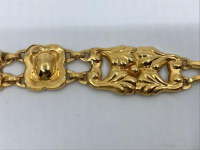 Georg Jensen Extremely Rare Vintage Georg Jensen Gold Locket