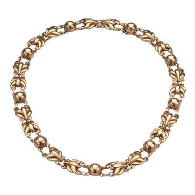 Georg Jensen Georg Jensen 18Kt Gold Necklace No 323