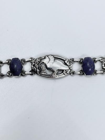 Georg Jensen Georg Jensen Bracelet 82 Lapis Lazuli