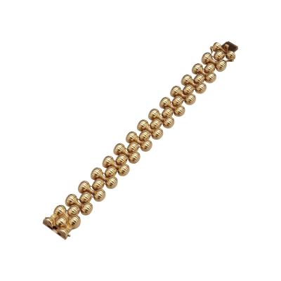 Georg Jensen Georg Jensen Gold Bracelet No 1110G