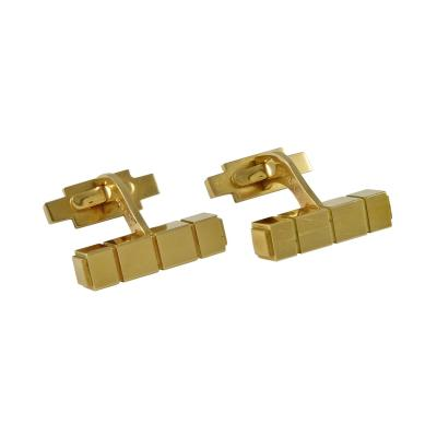 Georg Jensen Georg Jensen Gold Cufflinks No 1064