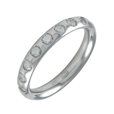 Georg Jensen Georg Jensen Gold Magic Ring with Diamonds