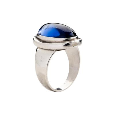 Georg Jensen Georg Jensen Ring No 46A with Spectrolite