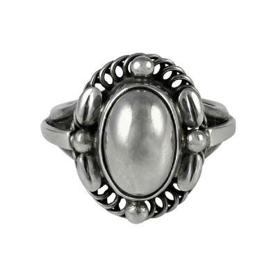 Georg Jensen Georg Jensen Silver Ring No 1A