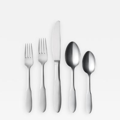 Georg Jensen Georg Jensen Stainless Steel Flatware Mitra