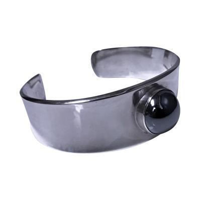 Georg Jensen Georg Jensen Sterling Silver Bangle Bracelet 188 designed by Paul Hansen