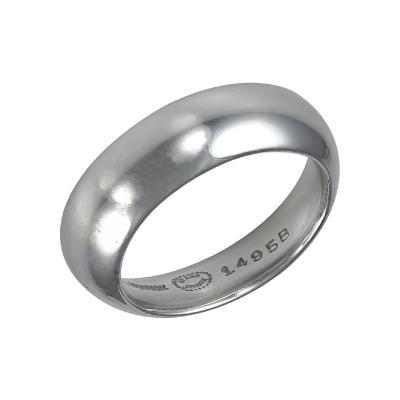 Georg Jensen Georg Jensen White Gold Ring No 1495B