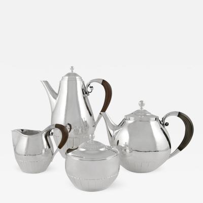 Georg Jensen Vintage Georg Jensen Cosmos Tea Coffee Set 45