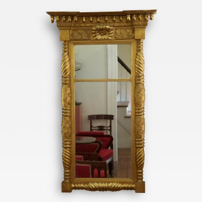 George Dixey A Large Classical Pier Mirror