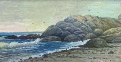George Howell Gay Coastal Dawn