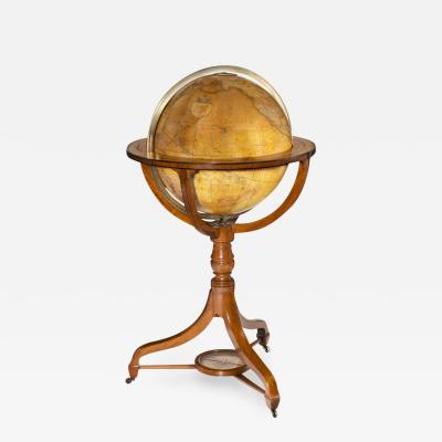 George IV 18 inch George Smith terrestrial globe