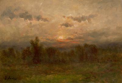 George Inness Evening Mist ca 1878 79