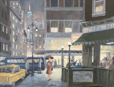 George K Ralph Evening New York