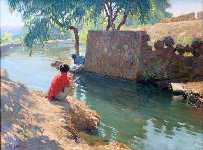 George Loftus Noyes Rio Grande