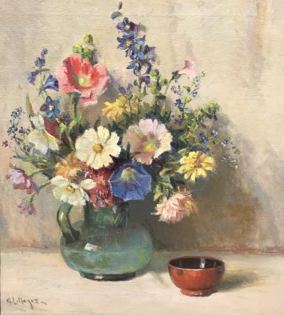 George Loftus Noyes Spring Bouquet