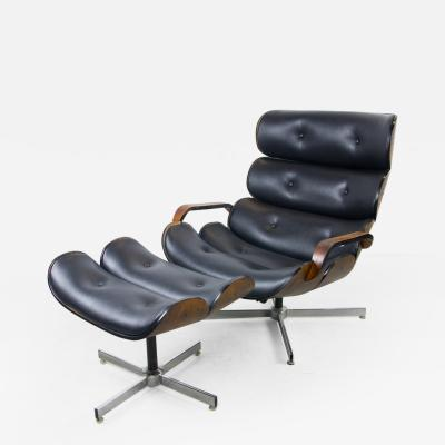 George Mulhauser George Mulhauser for Plycraft Lounge Chair