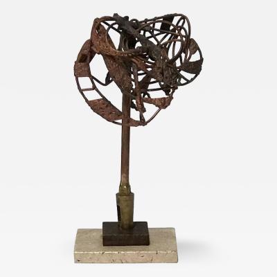 George Mullen Brutalist George Mullen Sculpture