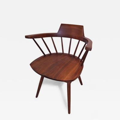 George Nakashima Captains Chair 1970