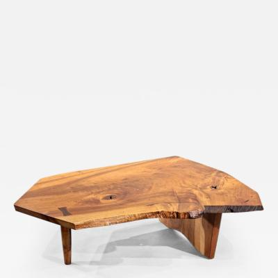 George Nakashima Conoid Coffee Table by George Nakashima