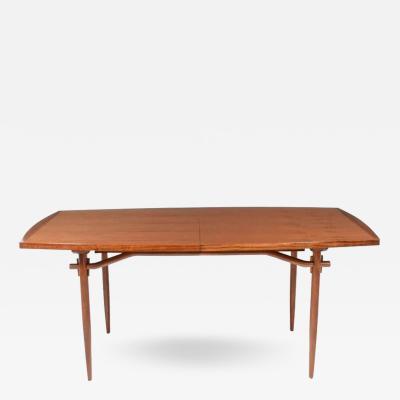 George Nakashima Dining Table 202 W by George Nakashima for Widdicomb