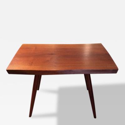 George Nakashima Early Walnut Table