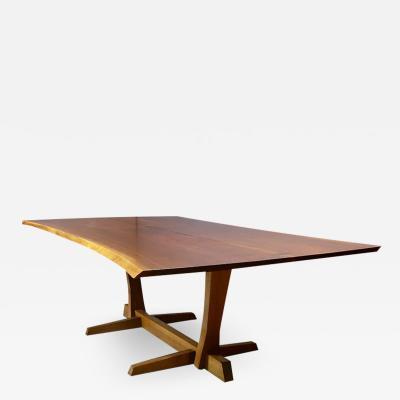 George Nakashima G Nakashima Conoid Table